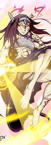 The Benevolent Warrior, Laurada