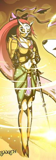Alesedia, Sentinel of Light