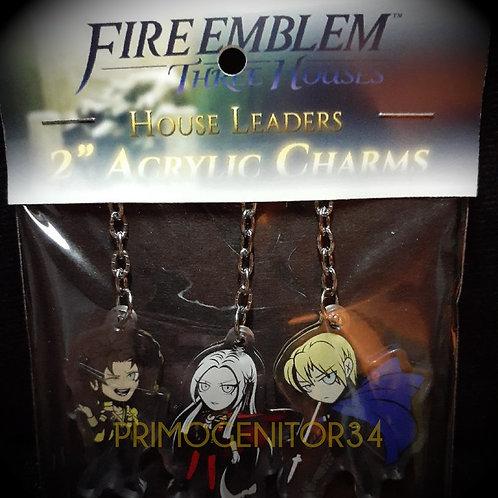 Fire Emblem Three Houses Charms Set 1
