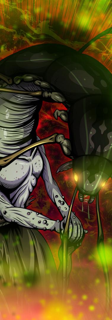 Miaesmoran, Sentinel of Poison