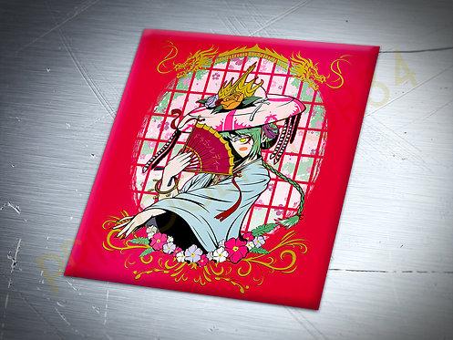 Dragon Dancer Magnets
