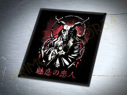 Magus Lover Magnets