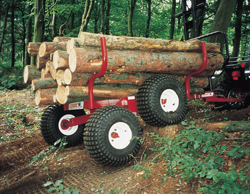 Logic Timber Trailer