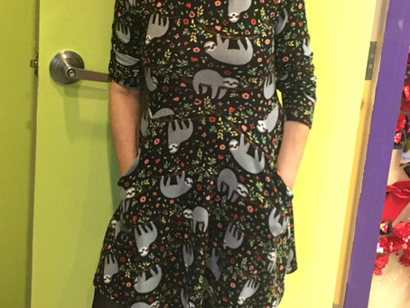 Do you need a Sloth Dress?