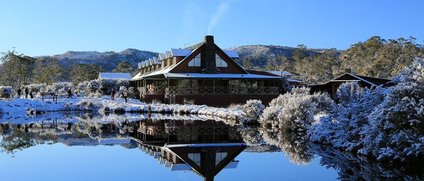 Cradle Mountain Lodge - 2