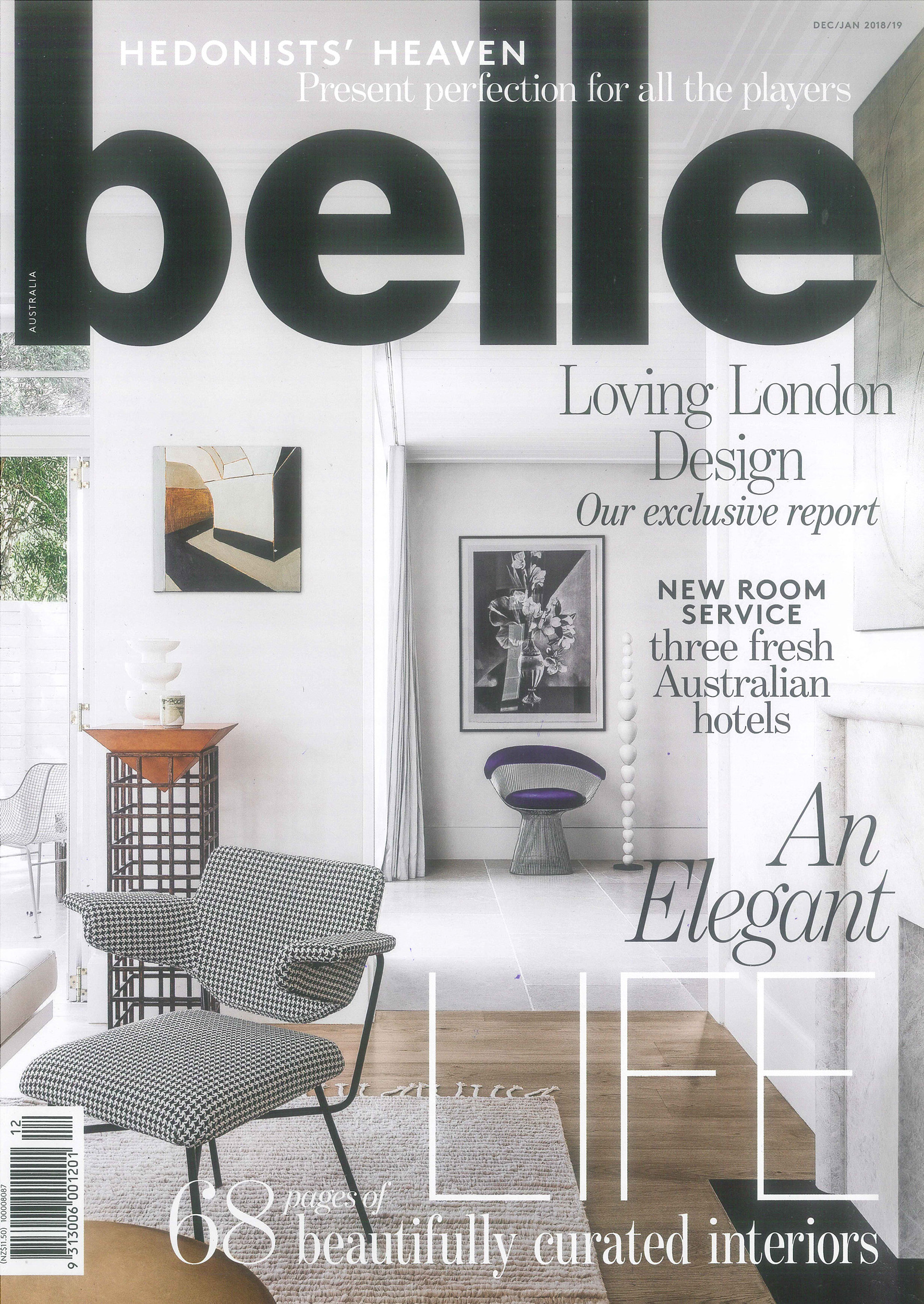 Belle Magazine - Bronte House