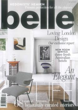 Belle Magazine - Bronte House