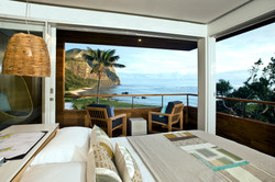 Capella Lodge - Lidgbird Bedroom