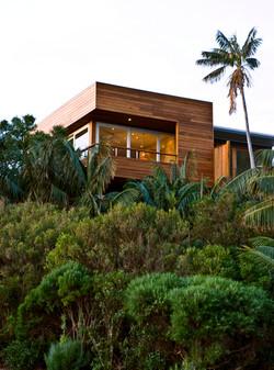 Capella Lodge - Lidgbird Exterior