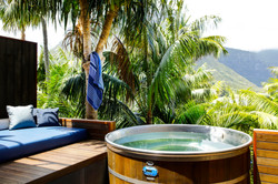 Capella Lodge - Lagoon Loft Deck