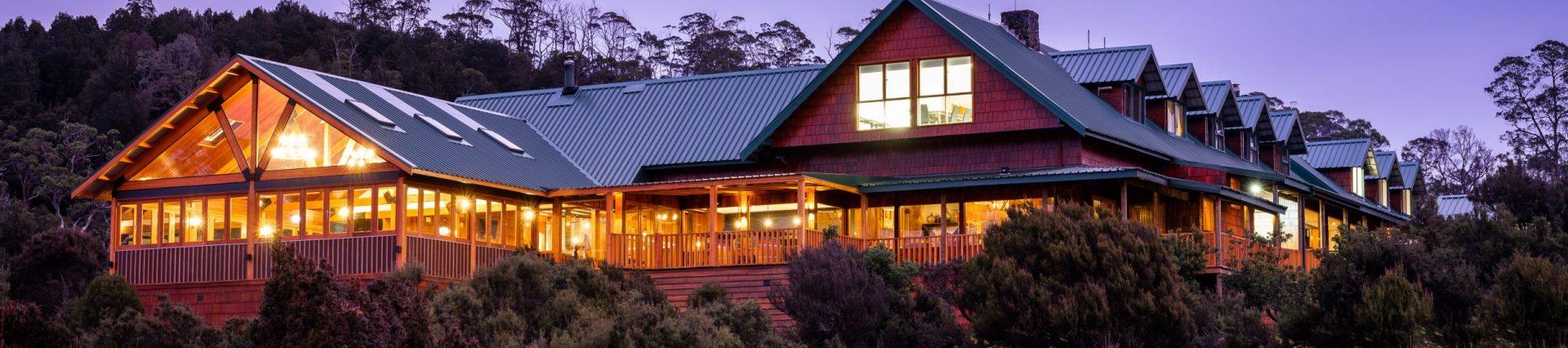 Cradle Mountain Lodge - 3