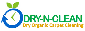 Dry-n-Clean, dry organic carpet cleaning