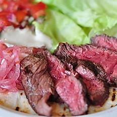 Мясо на углях Говядина (рибай)