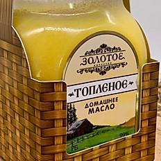 Топленое масло 600 гр