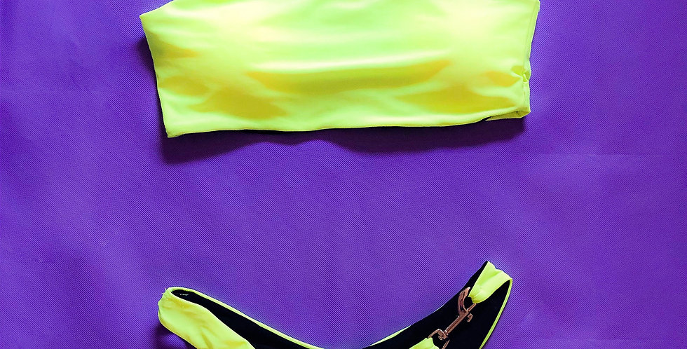NIIMA reversible bikini top