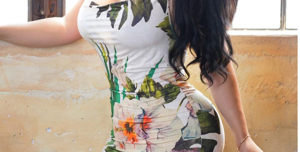 Plantita dress