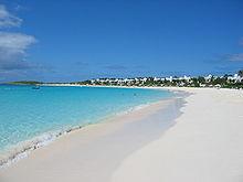 Maundays Bay, Anguilla