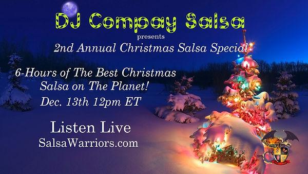 DJ Compay Salsa - 2nd Annual Christmas T