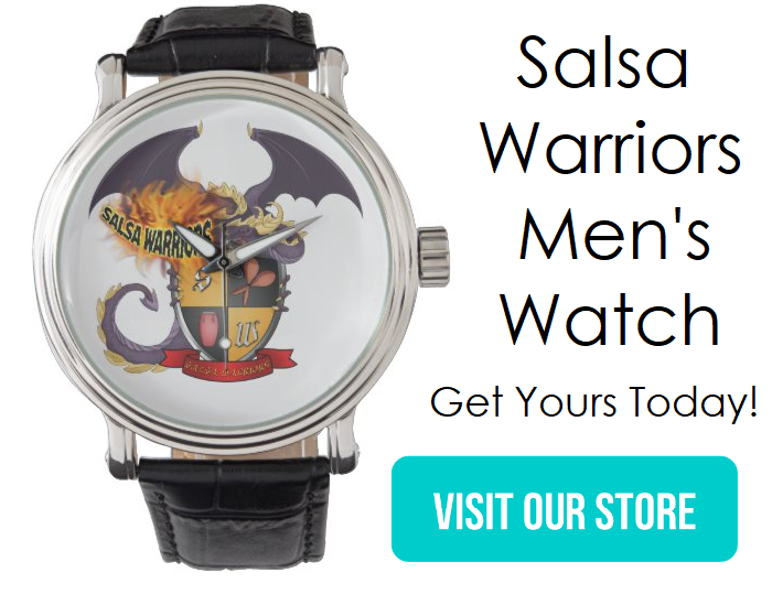 Salsa Warriors Men's Watch