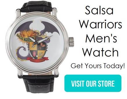 Salsa Warriors Men's Watch