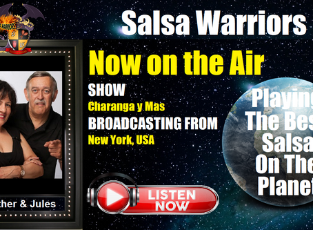 Charanga y Mas Show Now on the Air with Esther and Jules (From Yonkers, NY)