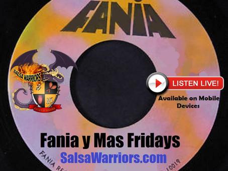 Fania y Mas Fridays