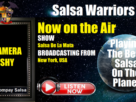 Salsa De La Mata Show Now on the Air with DJ Compay Salsa (From White Plains, NY)