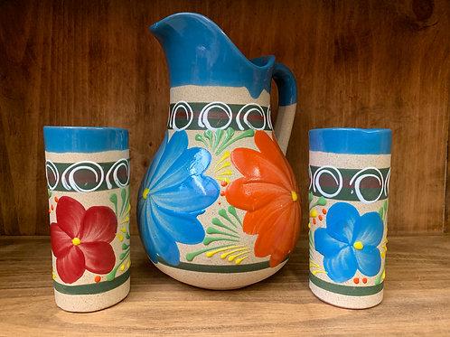 Jgo. Agua (6 Vasos)