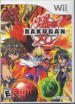 Bakugan BATTLE BRAWLERS Trainer (Nintendo Wii 2009)