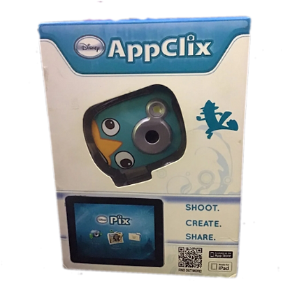 Disney Appclix Perry the Playtupus Camera