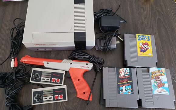 NES Super Mario Bundle