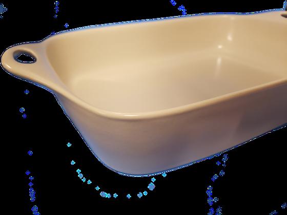 "Corningware Stoneware 9x13"" Casserole Pan"