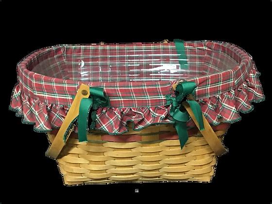 Longaberger Gift Giving Basket 12-700