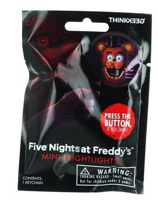 Five Night's Freddy Mini Flashlight Blind Pull