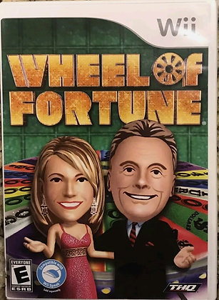 Wheel of Fortune, Nintendo Wii (2010)