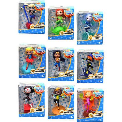 Super Hero Girl Mini Figurine