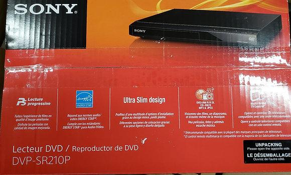 Sony DVD Player w/ Remote