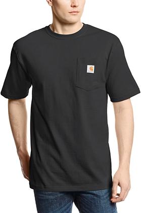 Carhartt Men'S K87 Workwear Pocket Short Sleeve T-Shirt (Regular And Big Tall