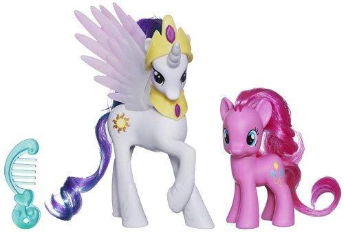 My Little Pony Doll Pony and Princess Crystal Princess Celestia Pack