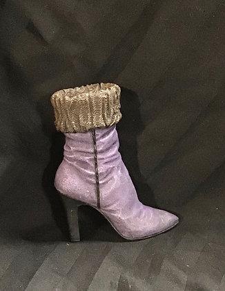 Just the right shoe purple dream