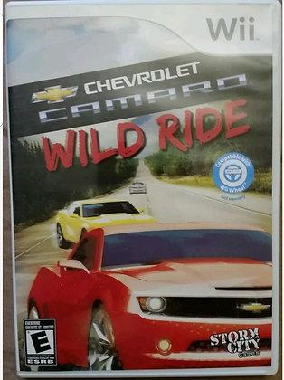 Nintendo Wii : Camaro Wild Ride 2010