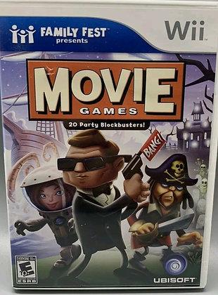 Nintendo Wii  Movie Games