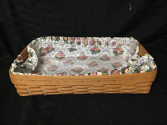 Longaberger 1994 Hostess Serving Tray