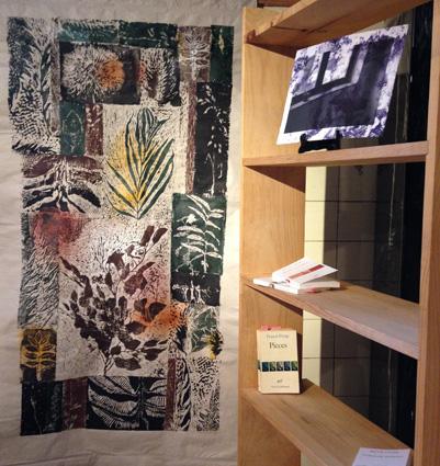 Jardins tapis Linogravure