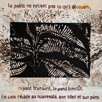 Char Le poète ne retient... 2015