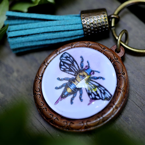 Bee Sweet - Keychain