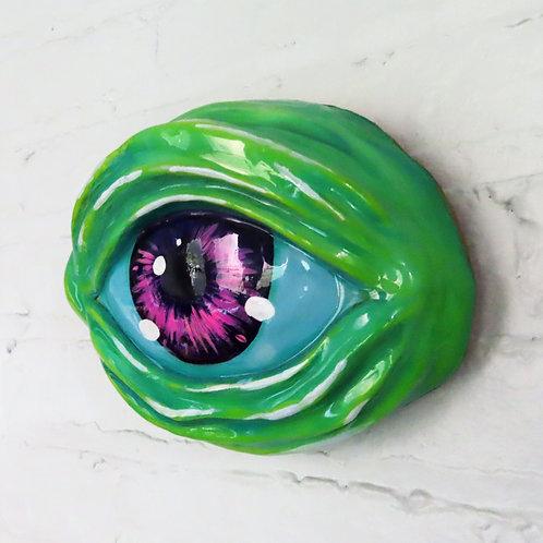 Eye Guy Wall Sculpture - #1