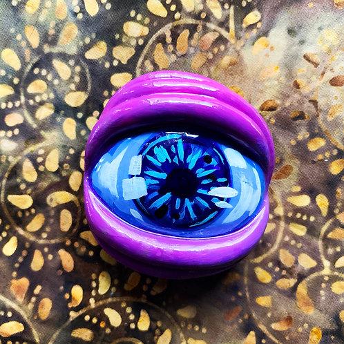 3rd Eye Magnet Sculpture -Acai
