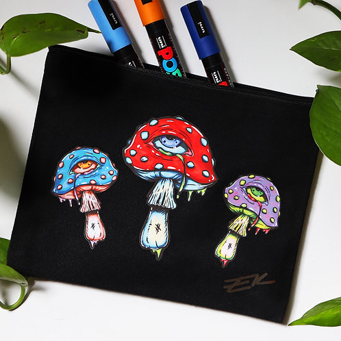 Shroom Gloom - Pencil Case