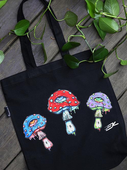 Shroom Gloom -Tote Bags